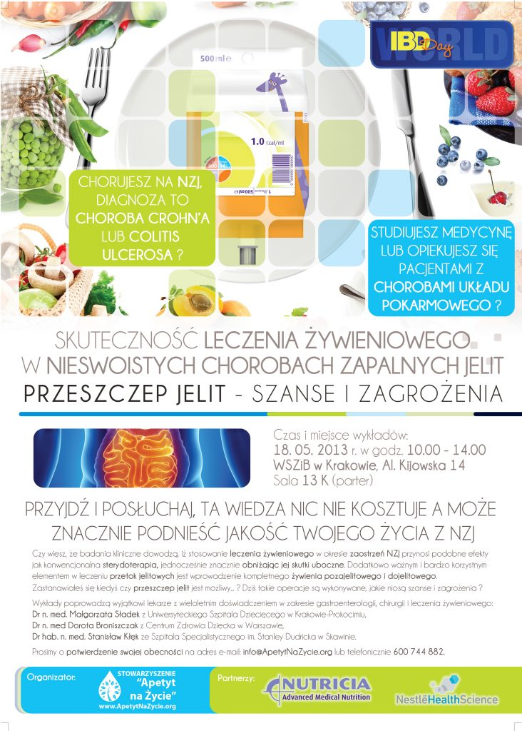 "Conference ""The Modern Nutritional Therapy"""