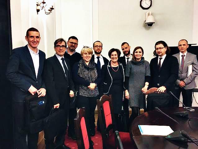 25 posiedzenie Parlamentarnego Zespołu ds. Praw Pacjentów
